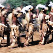 Zuludans, Sydafrika