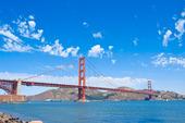 Golden Gate-bron, USA