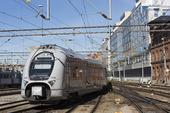 Tåg på Stockholms central