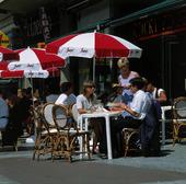 Café, Frankrike