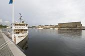 Västan och kungliga slottet, Stockholm