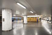 Mariatorget tunnelbana, Stockholm
