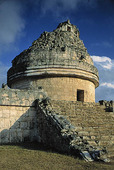 The Observatory of Caracol, Mexico