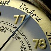Barometer, vackert väder