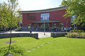 Kulturhuset Fyren i Kungsbacka, Halland