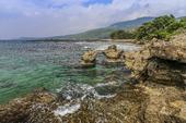 Havskust Calayan Island, Filippinerna