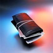 Sedlar i plånbok