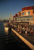Folkliv i Göteborgs hamn