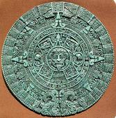 Aztec Kalender, Mexico