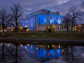 Julbelyst Stora Teatern, Göteborg