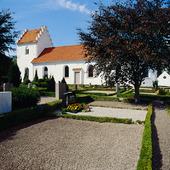 Borgeby kyrka, Skåne