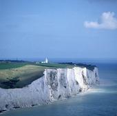 Dovers vita klippor, Storbritannien