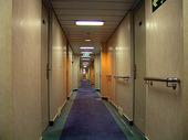 Korridor i fartyg