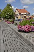 Hamntorget i Kungsbacka, Halland