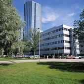 Trade Center i Halmstad, Halland