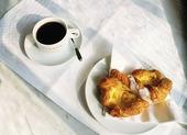 Kaffe med wienerbröd