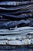 Blå jeans