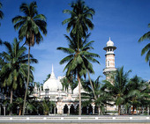 Moské i Kuala Lumpur, Malaysia