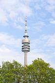 Münchens TV-torn, Tyskland