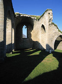 Alvastra klosterruin, Östergötland