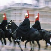 Horse Guard i London, Storbritannien
