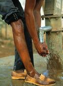Vattenbrunn, Indien