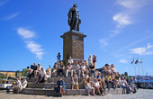 Monument över Konung Gustav den 3:e, Stockholm