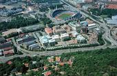 Aerial photo of Gothenburg