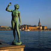 Skulptur, Stockholm