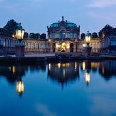 Zwinger i Dresden, Tyskland