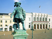 Gustav 2:e Adolf, Göteborg