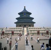 Det himmelska Templet i Beijing, Kina