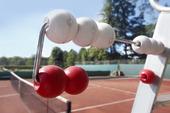 Domarstol på tennisbana