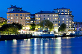 Hammarbyhamnen, Stockholm