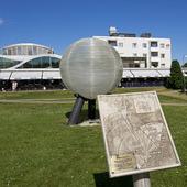 Strykjärnsparken i Söderhamn, Hälsingland