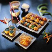 Asiatisk maträtt