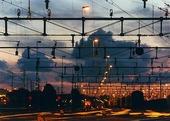 Järnvägstation