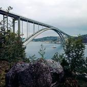 Gamla Tjörnbron, 60-talet