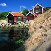 Sjöbodar, Bohuslän
