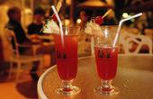 Singapore Slim på Raffles Hotel