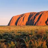 Ayers Rock i Queensland, Australien