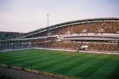 Fotboll på Nya Ullevi, Göteborg