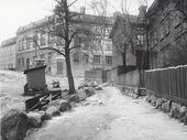 Biograf Loppis på Lindholmen 1920, Göteborg