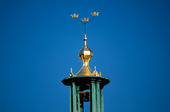 Tre Kronor på Stockholms Stadshus