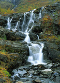 Vattenfall, Lappland