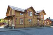 Ockelbo järnvägsstation, Gästrikland