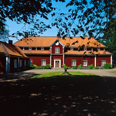 Karolinerherrgård vid Borgviks Bruk, Värmland