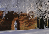 Frostig mur