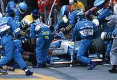 Formel 1, Bennetton