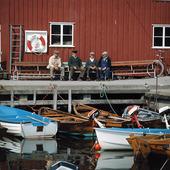 Äldre män, Bohuslän
